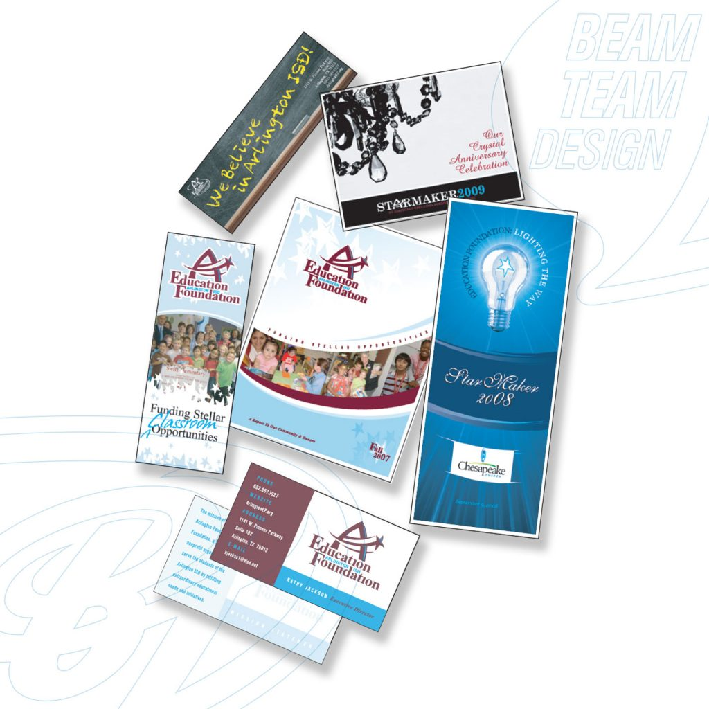 Arlington Education Foundation Collateral