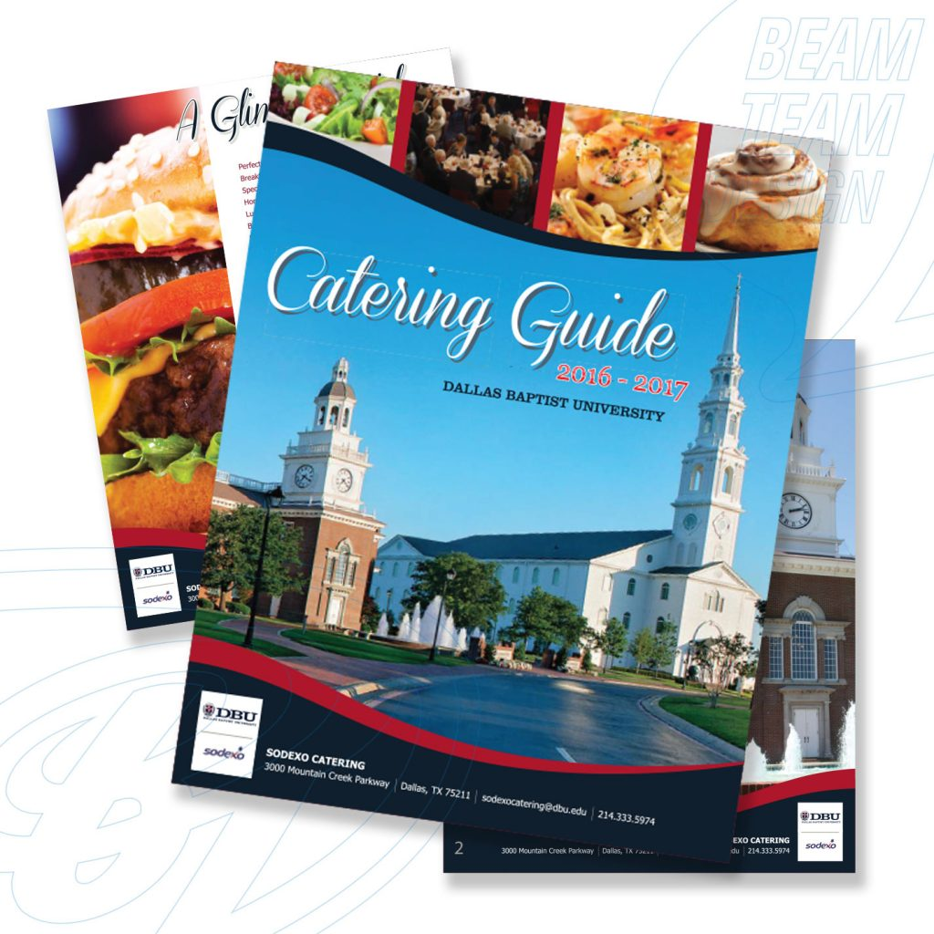 DBU Catering Guide