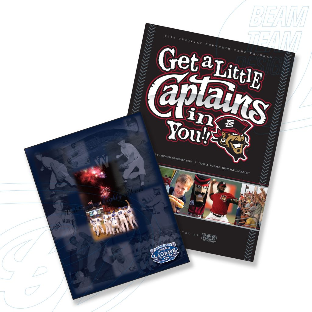 Fort Worth Cats & Shreveport-Bossier Captains Programs